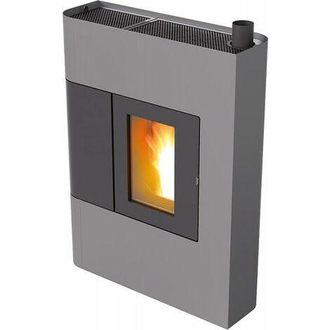 Pelletofen RED Althea Multiair 9 kW Pellet Ofen Warmluftverteilung