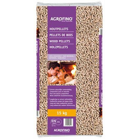 Pellets de Bois 100% Agrofino 15kg