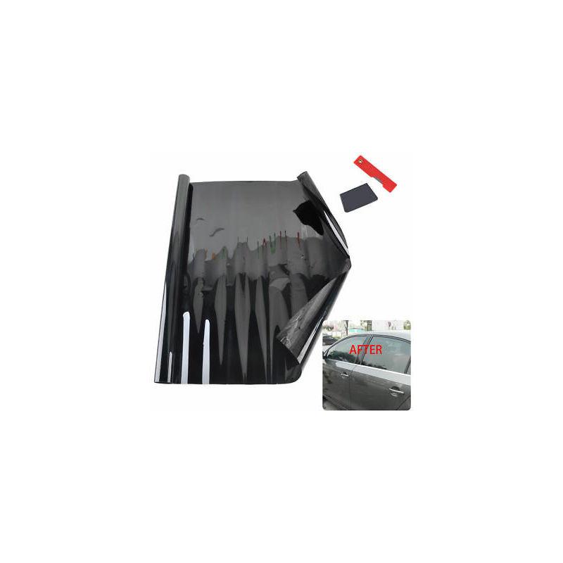 Kit Pellicola Oscurante per Vetri Auto 50x300 cm