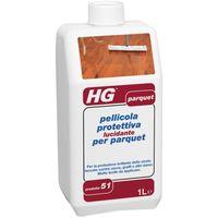 Pellicola protettiva lucidante per parquet - PRODOTTO 51 - HG 200100108