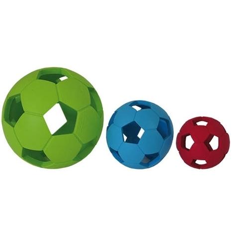 Pelota fútbol de goma disponible en varias opciones