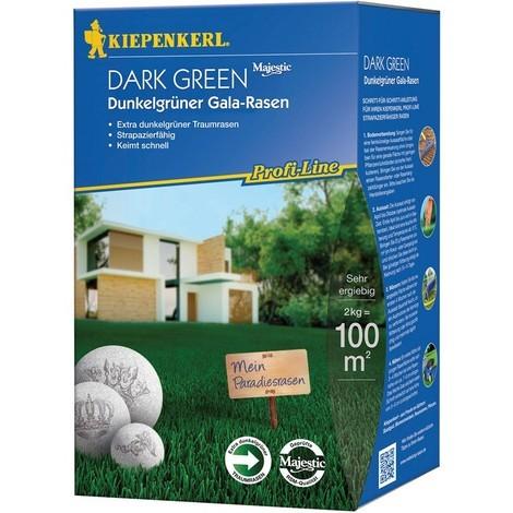 Pelouse vert foncé 2 kg Profi-Line Dark Green