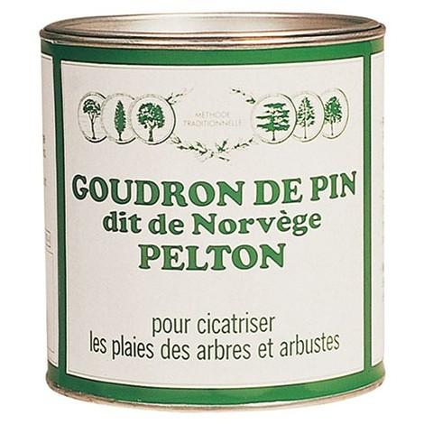 PELTON - Goudron de pin dit de Norvège Pelton 800g