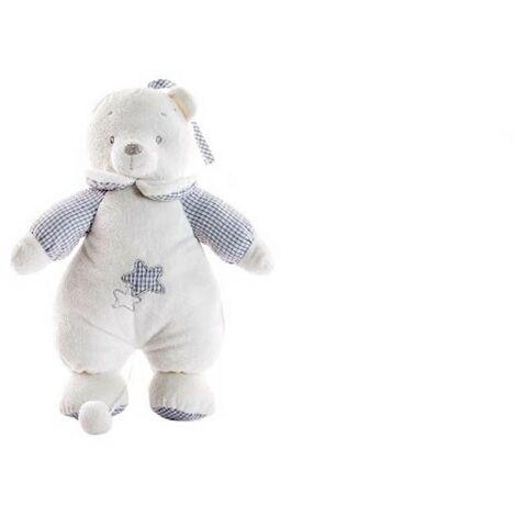Peluche infantil musical - Modelo oso (30 cm)