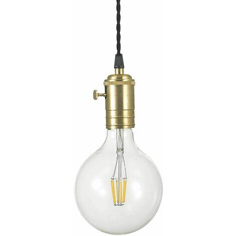Pendant Brass DOC 1 bulb