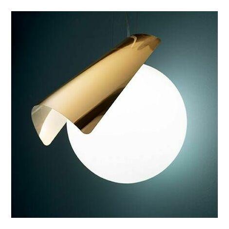 Pendant Brass PENOMBRA 1 bulb