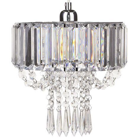 Pendant Ceiling Lamp Transparent ADORN