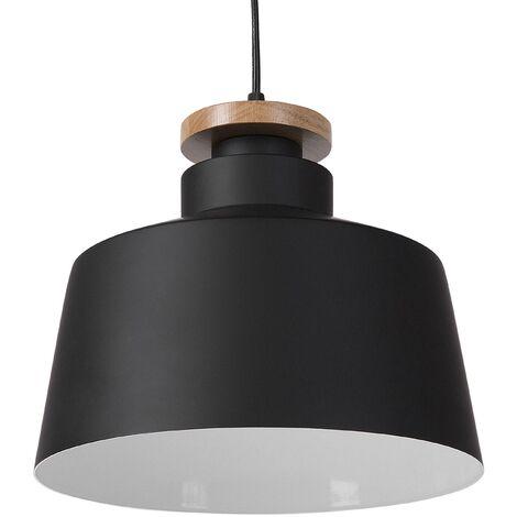 Pendant Lamp Black DANUBE