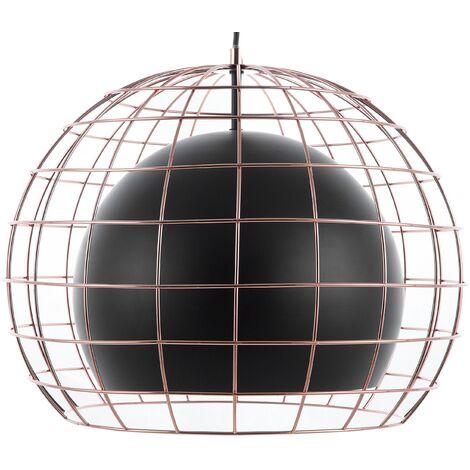 Pendant Lamp Black LIRI