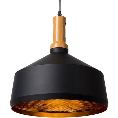 Pendant Lamp Black SEPIK
