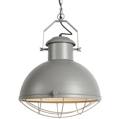 Pendant Lamp Engine Grey