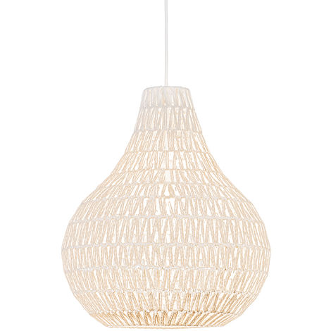Pendant Lamp Lina Drop 45 White