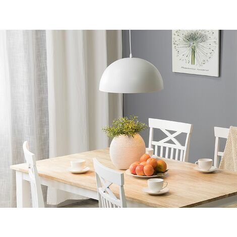 Pendant Lamp Matt White GRAND
