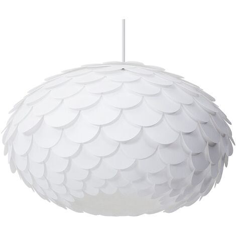 Pendant Lamp White ERGES