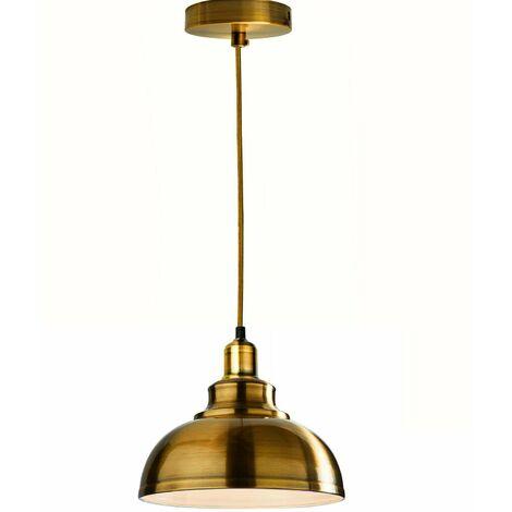 Pendant Light Lampshade Vintage Industrial Pendant Lamp