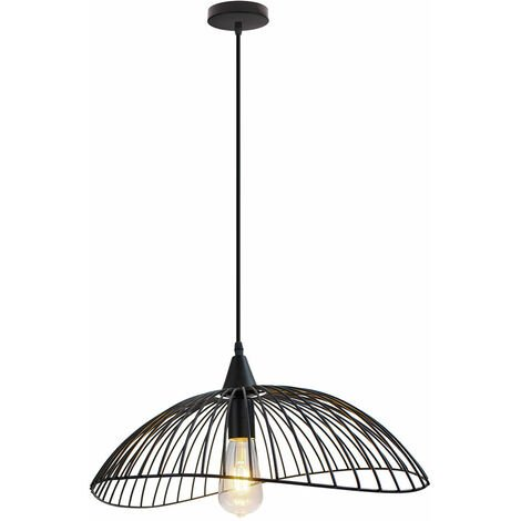 """main image of """"Pendant Lighting Fixture Industrial Ceiling Lamp Dome Iron Chandelier for Dining Room Kitchen Island"""""""
