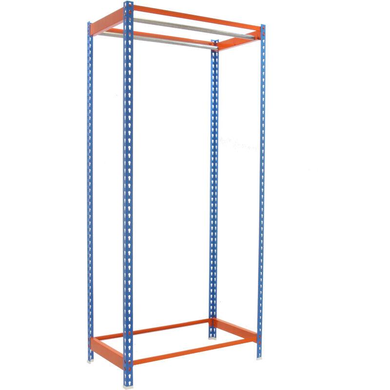 Kit Simonclothing Single 2/259050 Azul/Naranja