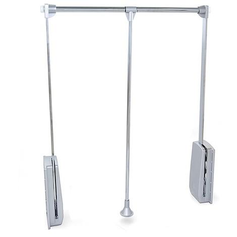 Penderie pliable pour armoire ou penderie, modèle Hang Largeur réglable 452 - 600 mm