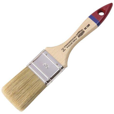 Pennello legno 30/80 setola bionda