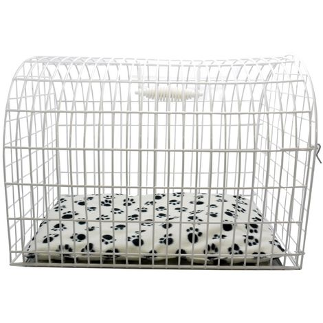 Pennine Domed Wire Pet Carrier (Assorted Colours) - ASRTD (X-Large) (Assorted)