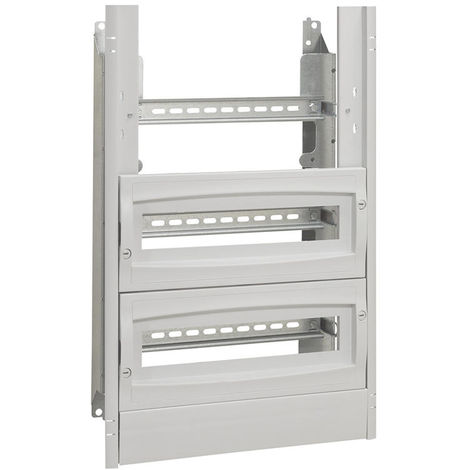 Legrand 036106 Frame with insulating front plate for cabinet Atlantic/Inox/Marina 800x600x300 - RAL 7035