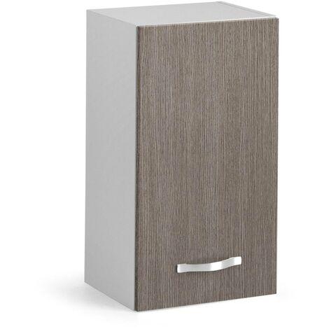 Pensile cucina 40x32xH72 in legno | Larice - AZ278