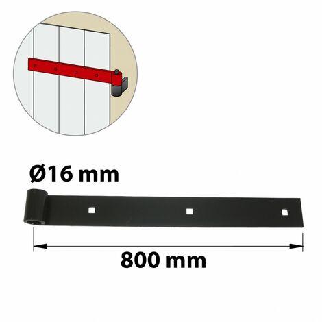 """main image of """"Penture acier prépeint, H.40 x L.800 x P.26 mm"""""""