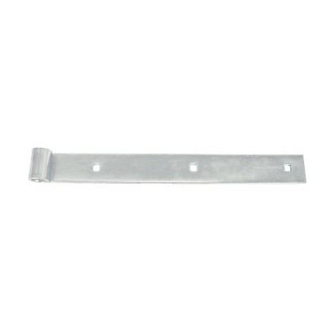 Penture queue carrée droite gond 16 - fer 40 x 5 mm 70