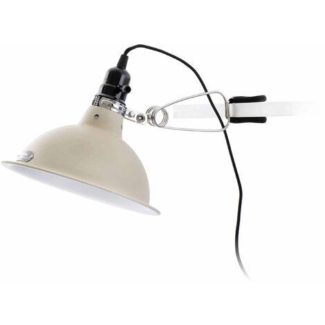 """main image of """"Faro Pepper - 1 Light Table Clip On Lamp Black, E27"""""""