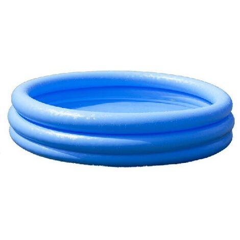 Pequeña piscina Azul Cristal