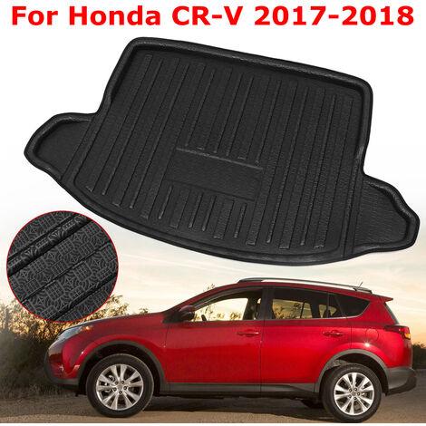 """main image of """"Per Toyota Rav4 2013-2018 Proteggi tappetino per bagagliaio posteriore impermeabile antiscivolo nero"""""""