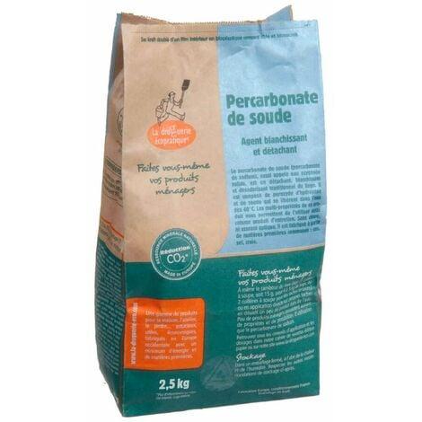 percarbonate soude 2.5 kg
