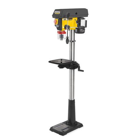 60 mm Profondeur de Per/çage, Mandrin /Ø 3-16 mm, 5 Niveaux de Vitesse, Table inclinable EBERTH 550 W Perceuse /à colonne