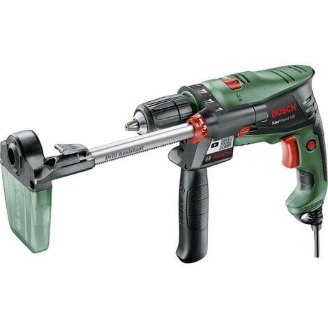 Perceuse à percussion + Drill assistant, + mallette Bosch Home and Garden EasyImpact 550 0603130001 550 W 1 vitesse 1 pc(s)
