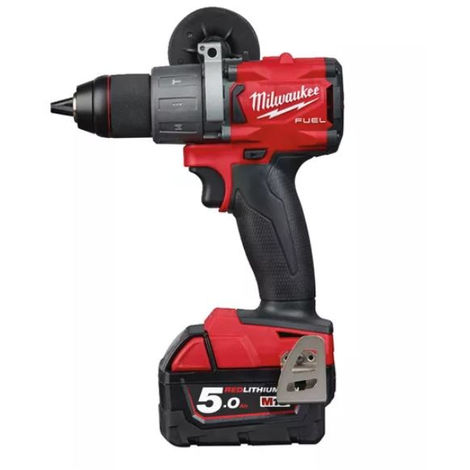 Perceuse à percussion Fuel 3GEN 18V 5.0Ah 135Nm M18 FPD2-502X MILWAUKEE - 4933464264
