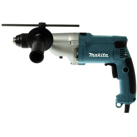 Perceuse à percussion MAKITA 720W Ø 13 mm En Coffret MAK-PAC - HP2051FHJ