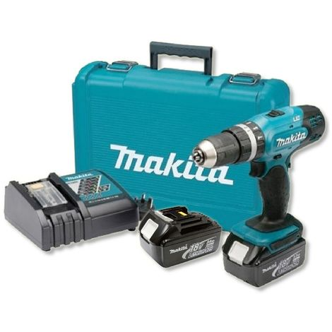 Perceuse à percussion Makita DHP453RFE 18V