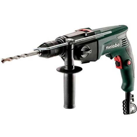 METABO Perceuse à percussion 760W SBE760 - 600841850