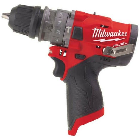 Perceuse à percussion MILWAUKEE FUEL M12 FPDX-0 - sans batterie ni chargeur 4933464135