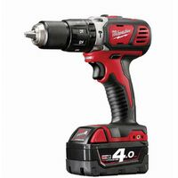Perceuse à percussion MILWAUKEE M18 BPD-402C + 2 batteries + 1 chargeur - 4933443520