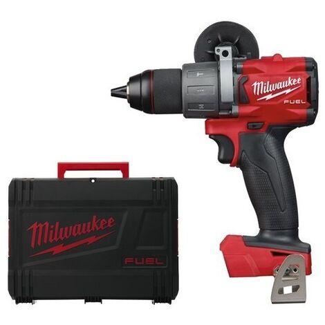 Perceuse à percussion MILWAUKEE M18 FPD2-0X Fuel - Sans batterie, ni chargeur - 4933464263