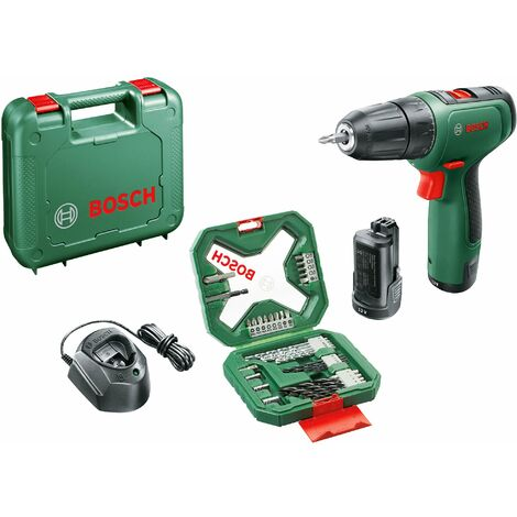 Perceuse Bosch EasyDrill 1200 + X34