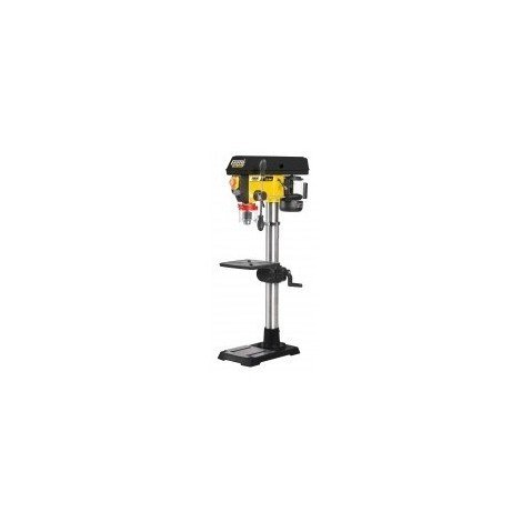 Perceuse d'etabli - 460w boîte perceuse d'établi puissance:460wcourse:60 mm hauteur:820 mm poids:37 kg
