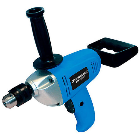 Perceuse-mélangeuse basse vitesse 600W 230VW (UE) - 920493 - Silverline