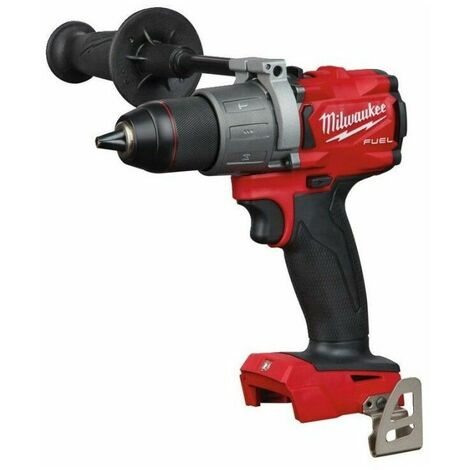 Perceuse Percussion FUEL 3GEN, 18V, 135 Nm sans batterie - Milwaukee - M18 FPD2-0X en Malette