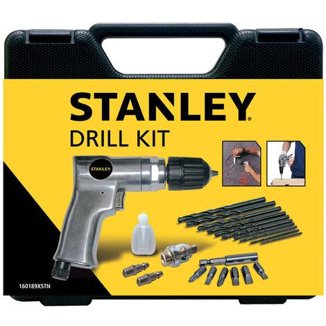 Perceuse pneumatique Stanley pour compresseur d'air