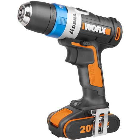 PERCEUSE SANS FIL 20V Li-ion AIRDRILL WORX