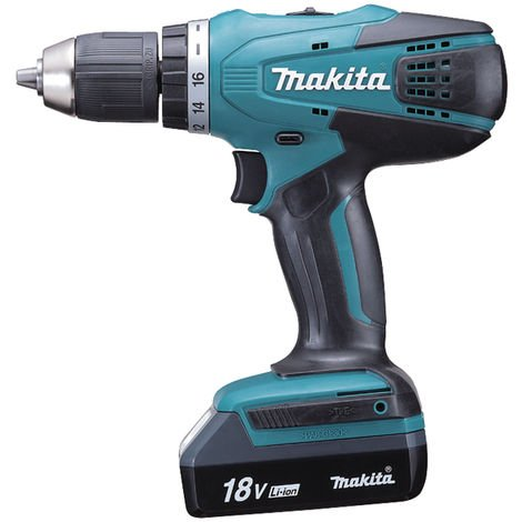 Perceuse Visseuse 18V 1.3Ah Ø13mm MAKITA - DF457DWE