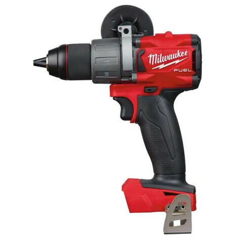 Perceuse visseuse 18V Fuel MILWAUKEE - sans batterie ni chargeur - M18 FDD2-0X - 4933464266