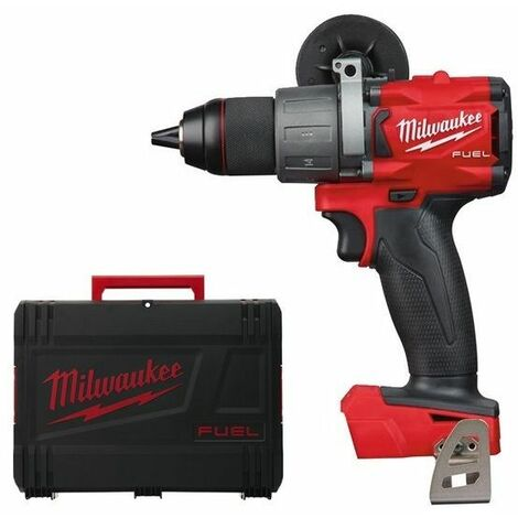 Perceuse visseuse 18V Fuel MILWAUKEE - sans batterie ni chargeur - M18 FDD2-0X - 4933464266